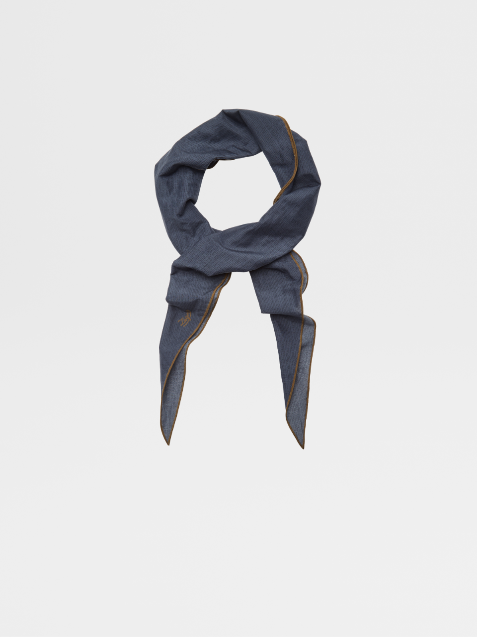 Cotton and Silk Foulard