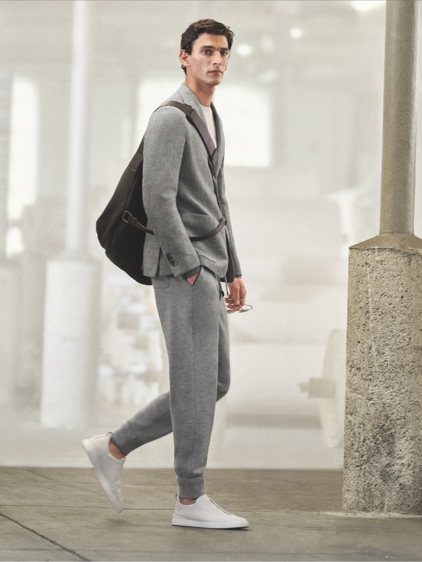 Luxury leisurewear for men | Zegna