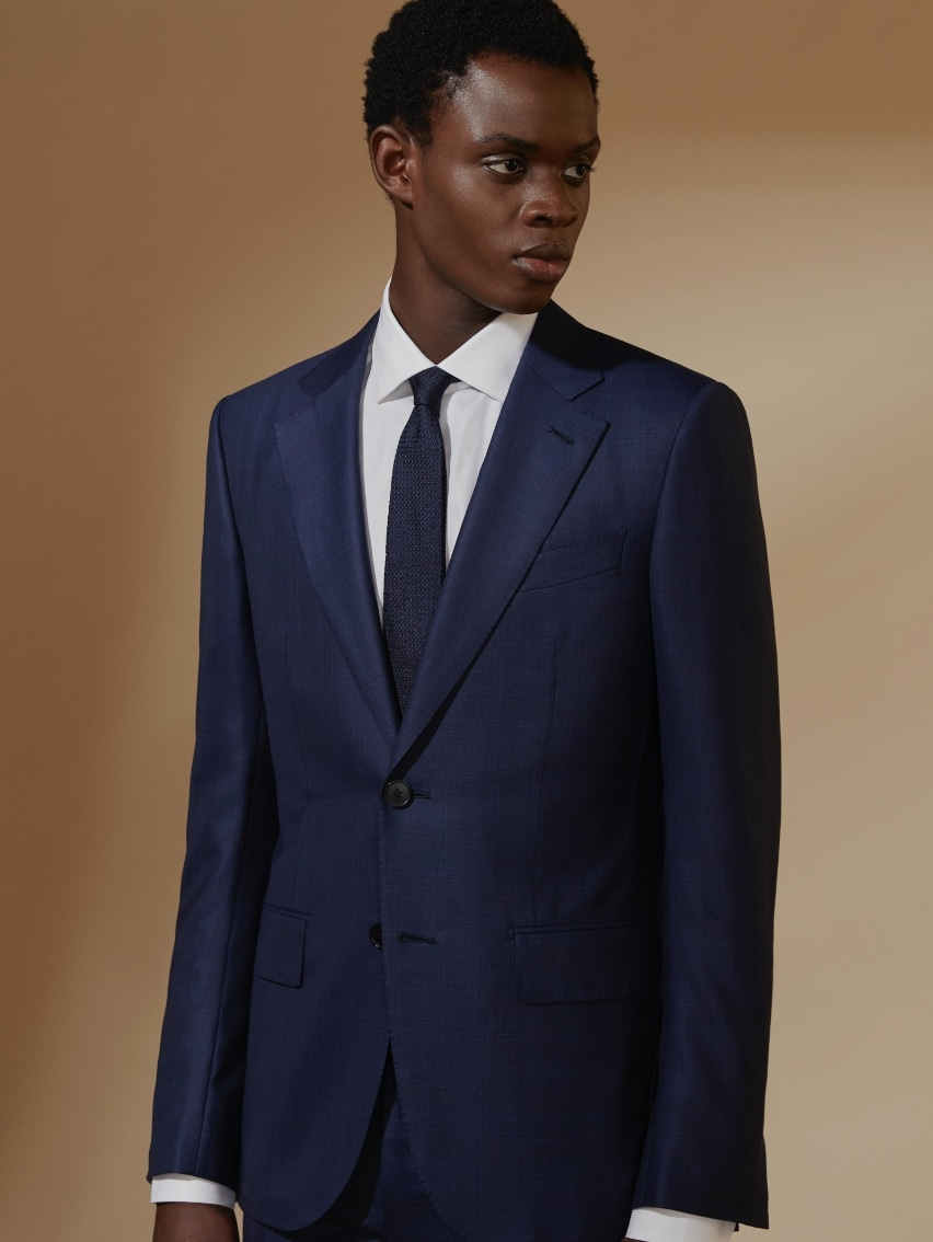 Classic suits -  timeless tailoring | Zegna