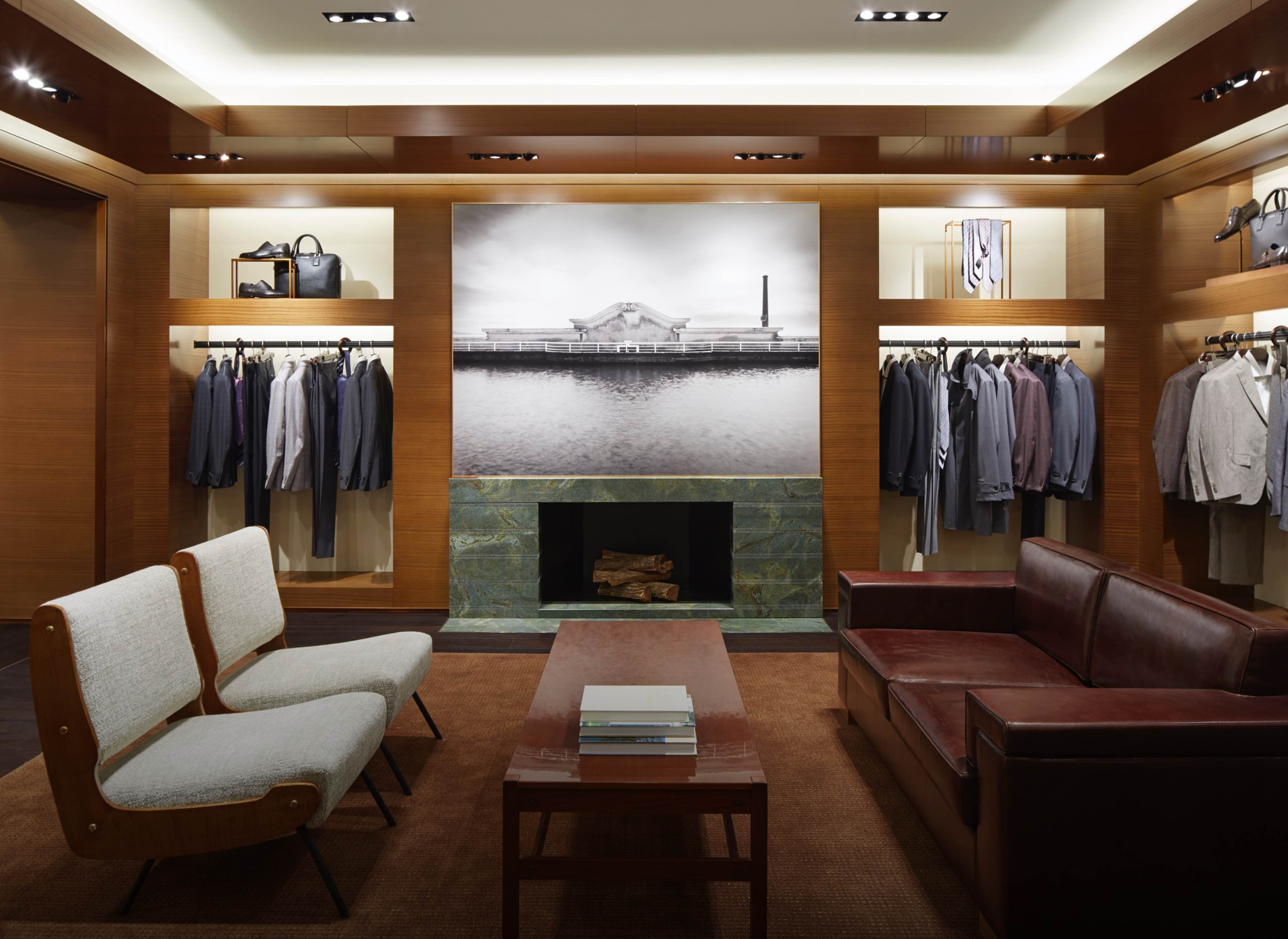 Zegna network services | Zegna