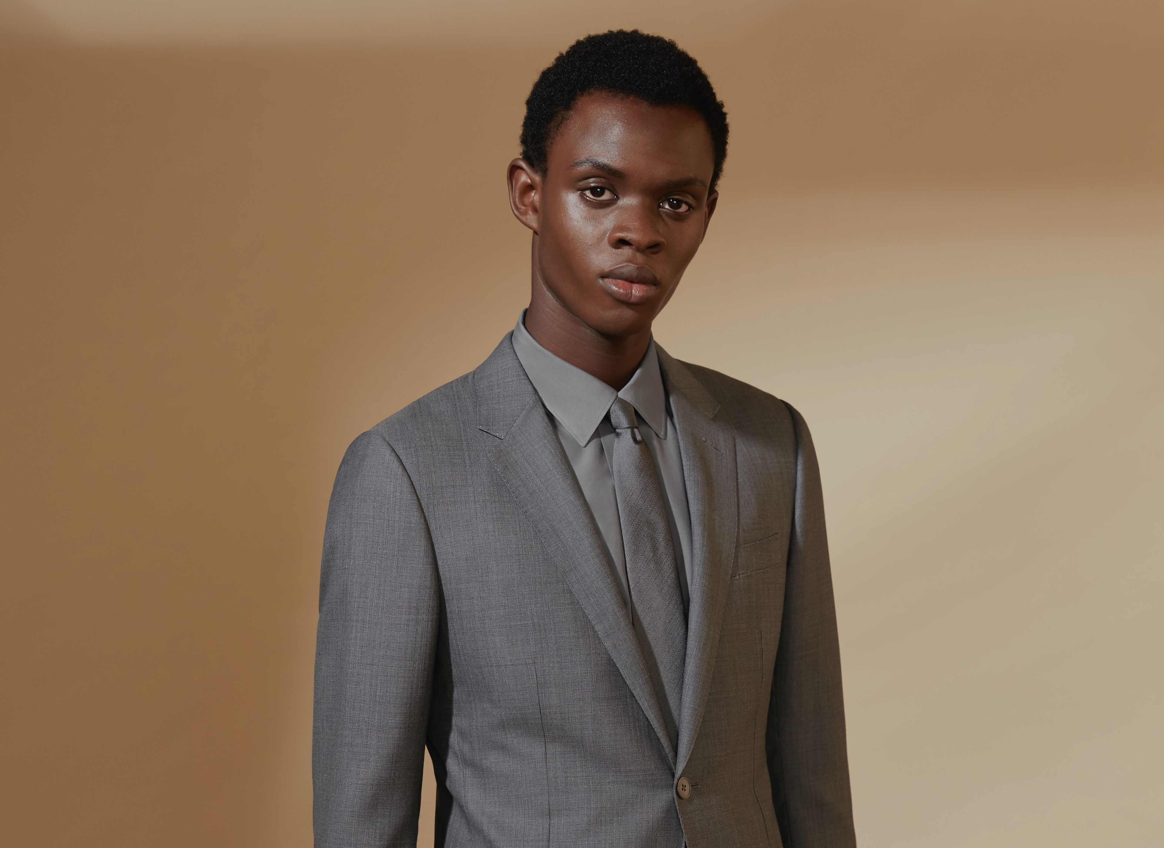 Ermenegildo Zegna suits collection