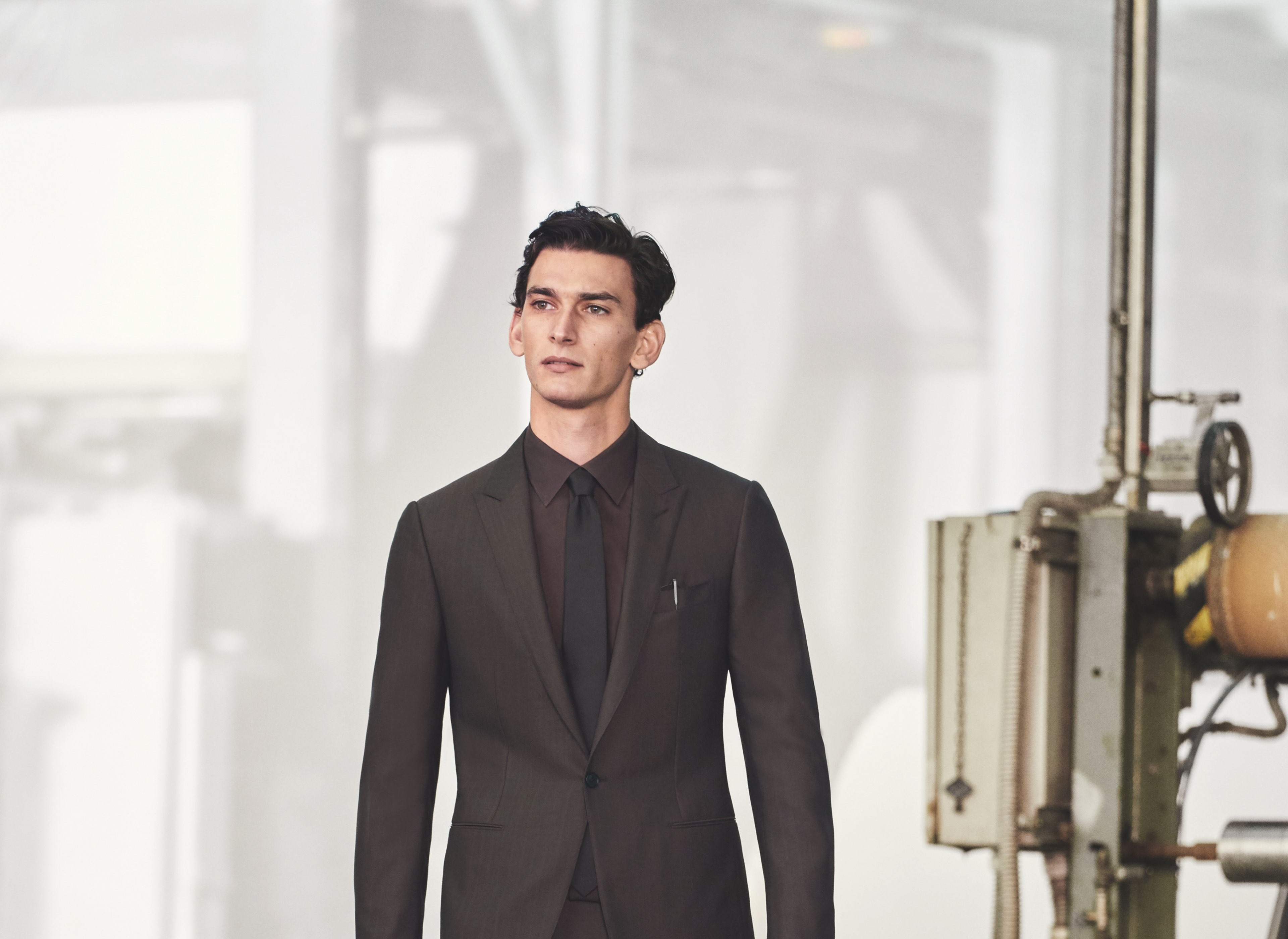 The way to do tailoring: men's custom suit | My Zegna