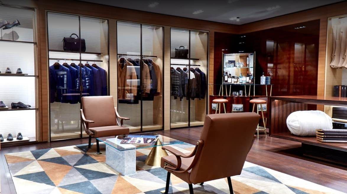 Book an appointment in store | Zegna